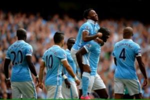 Man. City: Big time scorers, freelance conceders