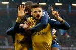 Oliver Giroud: A Gunner that can't stop blazing