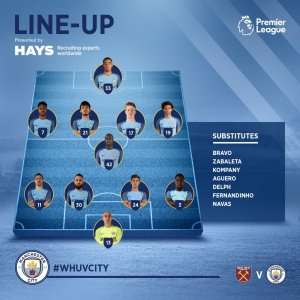 Pep's Strongest Manchester City side yet?